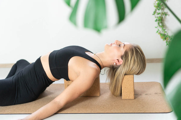 Our Favorite Ways To Use Cork Yoga Blocks