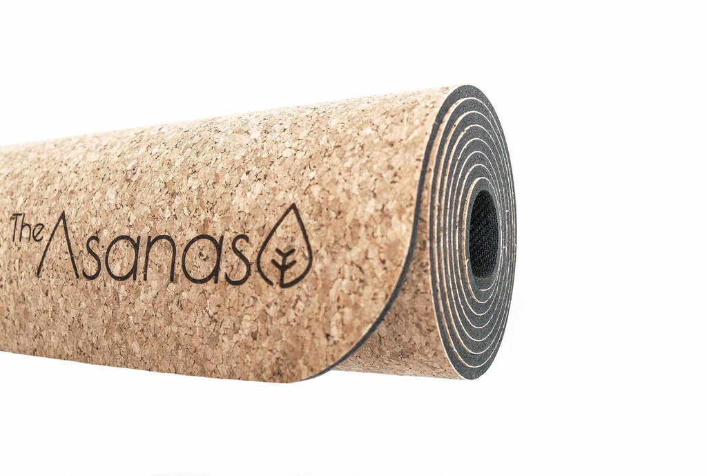 cork yoga mat sustainable