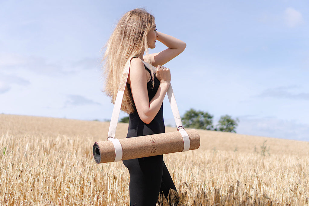 why buy cork yoga mat