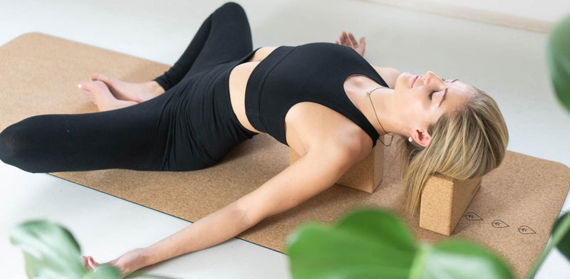 cork yoga blocks review