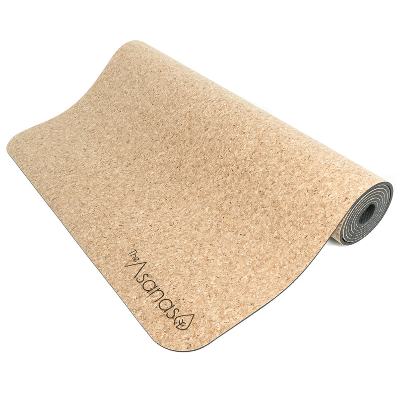 cork yoga wheel, yoga wheel, cork yoga mat