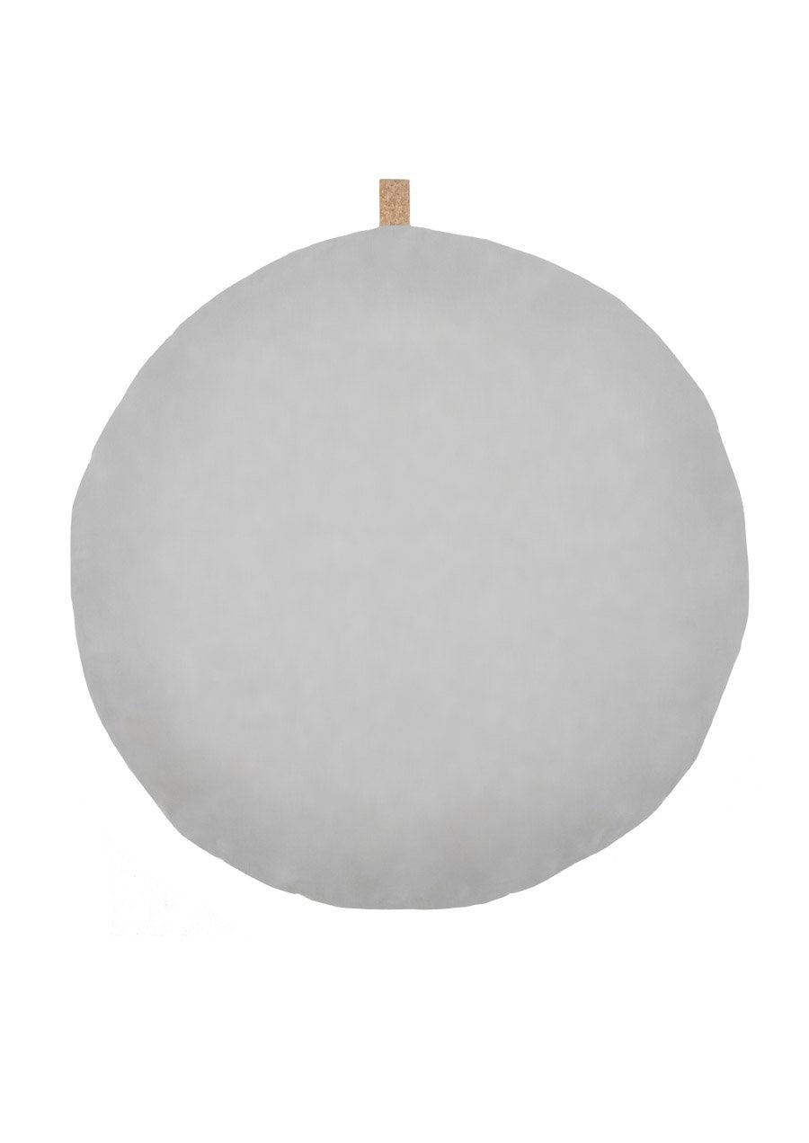 The Calm Cloud - Floor Cushion - Soft Grey