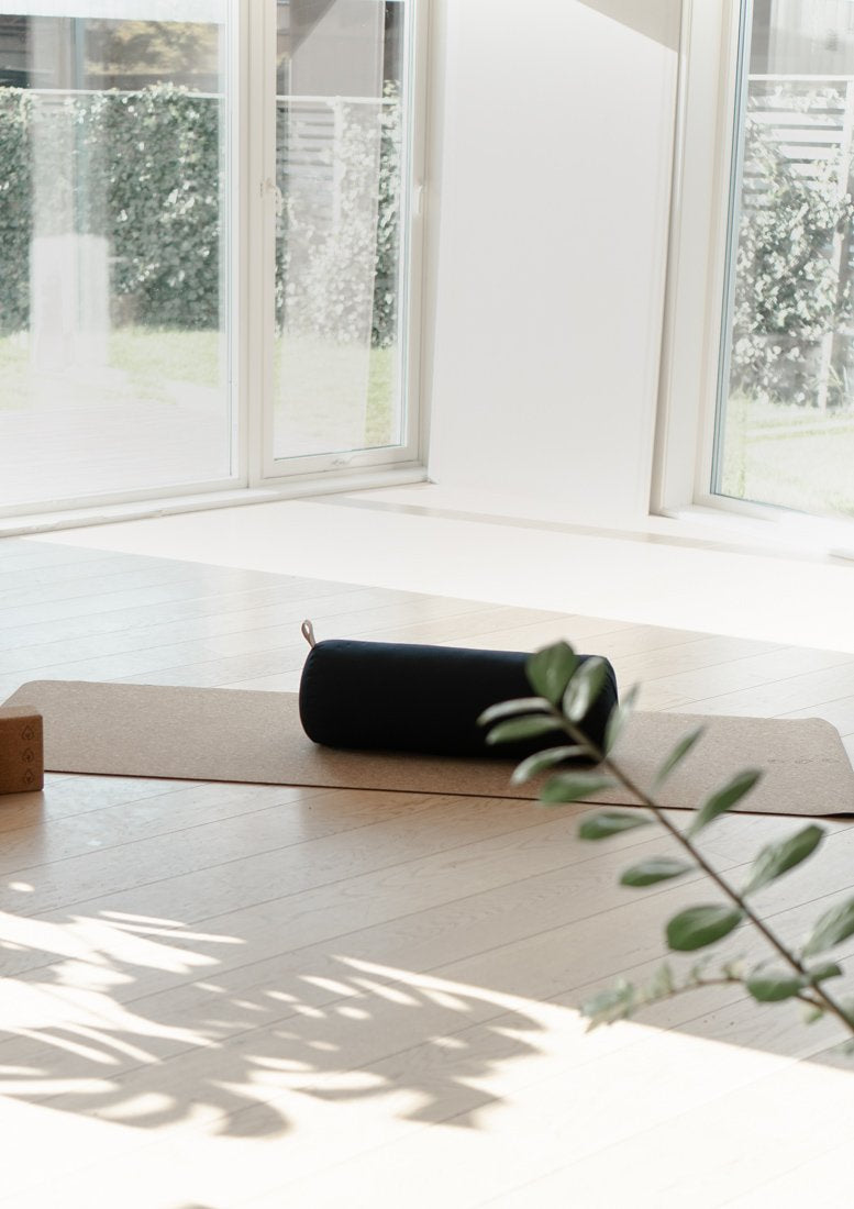 The Cloud - Yoga Bolster - Midnight Blue