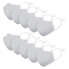 Load image into Gallery viewer, The Econo Mask - White - 10 Pack