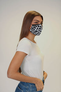 The Essential Mask - Monochrome Cheetah Bundle