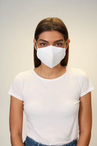 The Essential Mask -White- Pack of 3