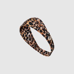 Comfort Headband - Cheetah 2