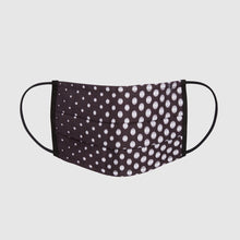 Load image into Gallery viewer, The LA Mask - White Polka Dot