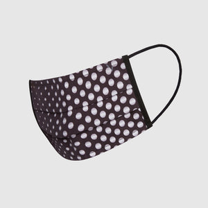 The LA Mask - White Polka Dot