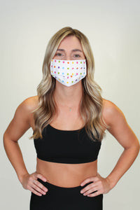 The LA Mask - Color Polka Dot