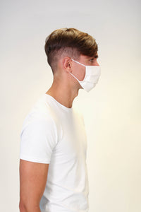 The LA Mask -White - Pack of 10