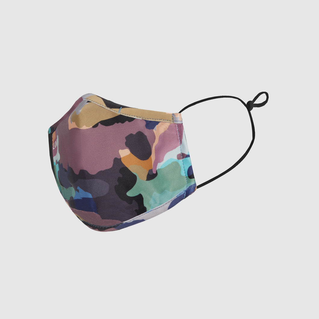 The Essential Junior Mask - Color Camo