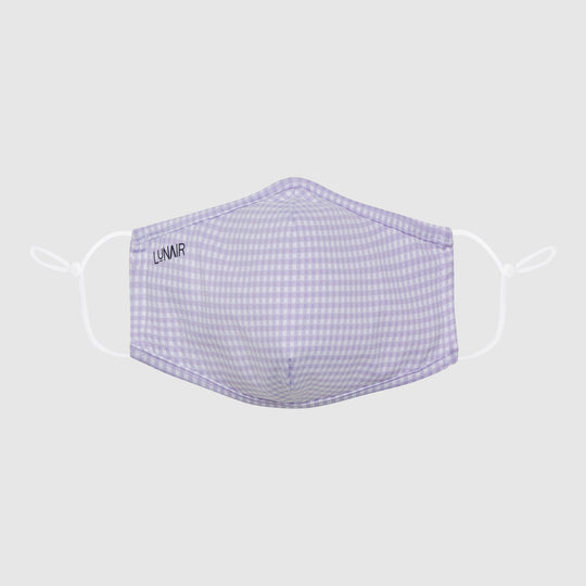 The REssential Mask - Lavender Gingham