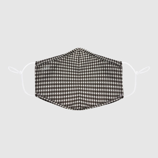 The REssential Mask - Brown Gingham