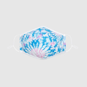 The L-Air Mask - Cotton Candy Tie Dye