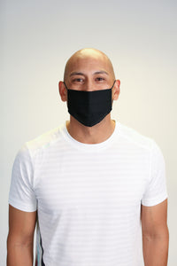 The LA Mask -Black - Pack of 10