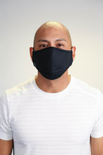 Load image into Gallery viewer, The Lunair Pro Mask - Black - Pack of 3