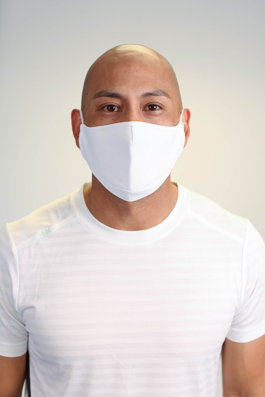 The Lunair Pro Mask - White