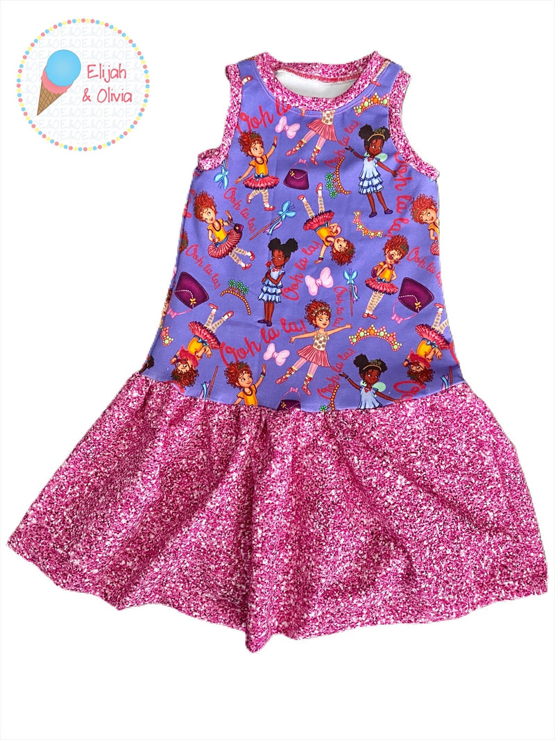 Katherine Dress- Fancy Nancy
