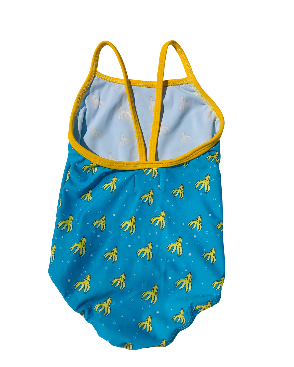 Bethany Swimsuit- banana octopus
