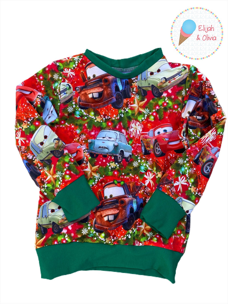Ray Ray Sweatshirt only- Cars