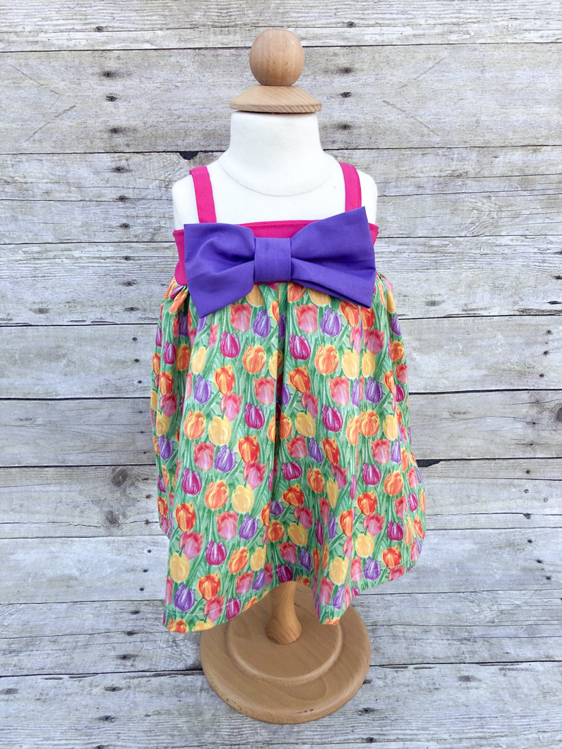 Baby Esther Easter Dress
