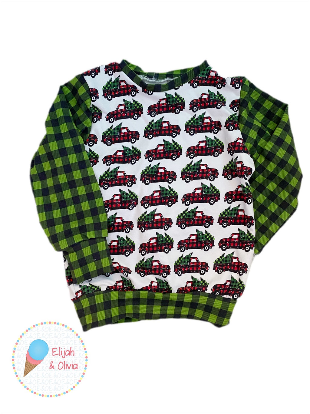 Ray Ray Sweatshirt Trucks