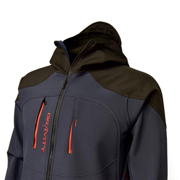 Jachetă Softshell Orange B3