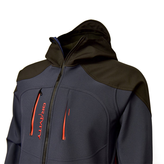 Jachetă Softshell Orange B1