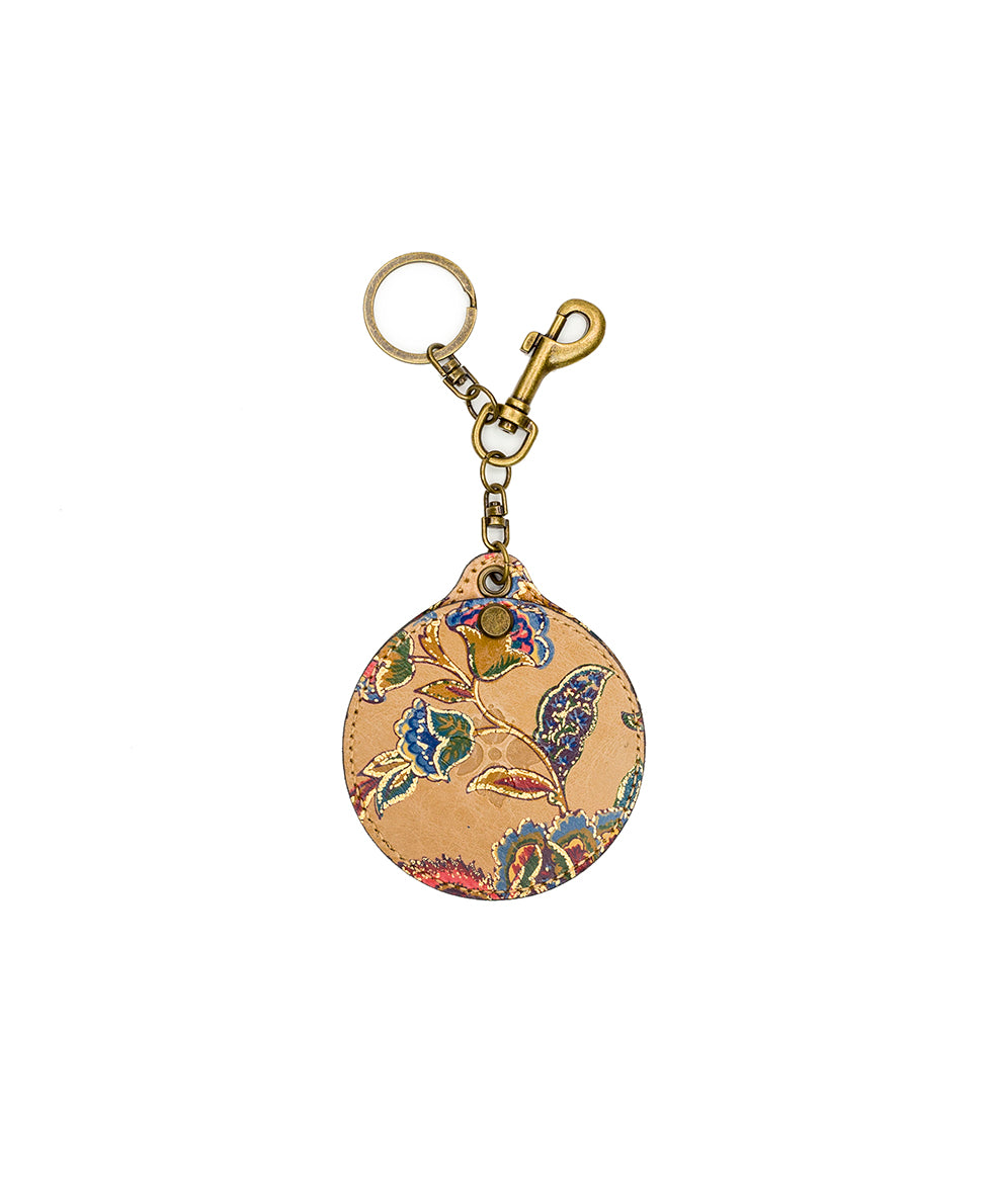 Liscia Twist Mirror Fob - French Tapestry