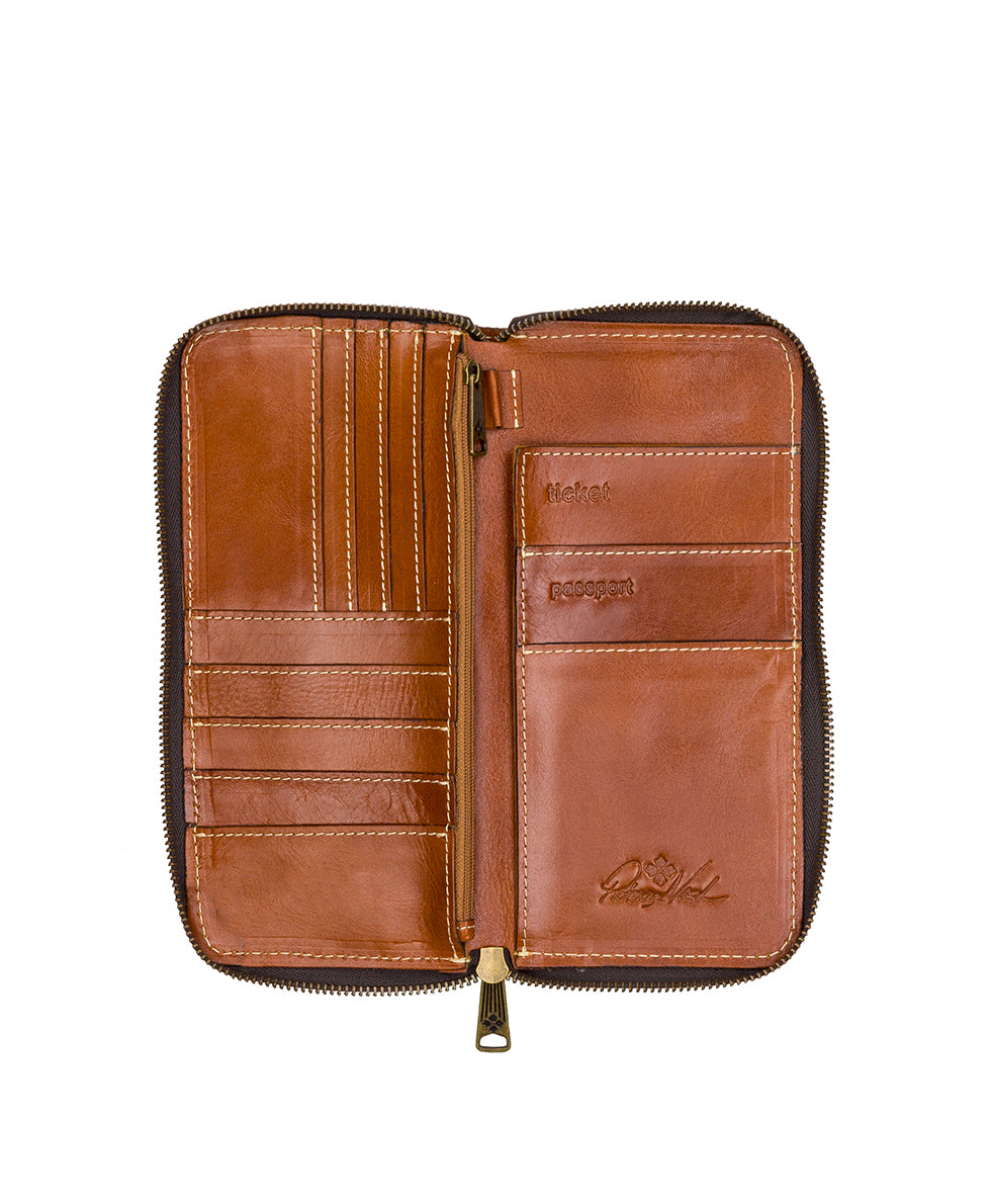 Foscolo Travel Wallet - Multi 3