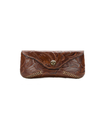 Ardenza Sunglass Case - Tooled - Florence