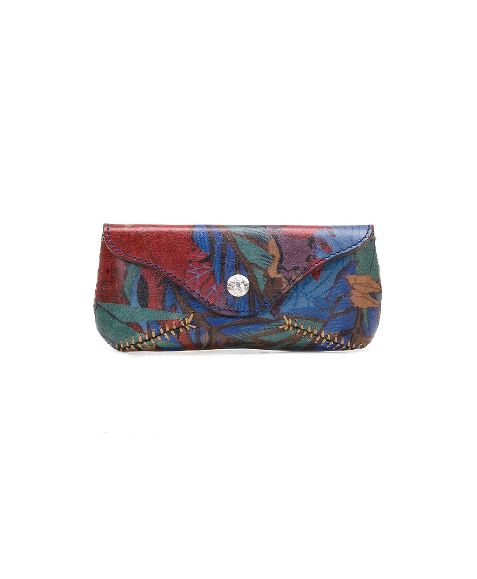 Ardenza Sunglass Case - Blue Forest