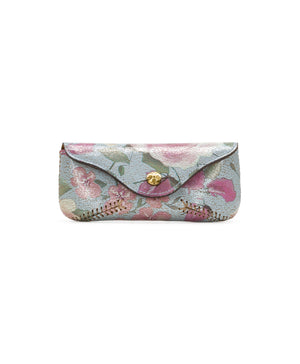 Ardenza Sunglass Case - Crackled Rose