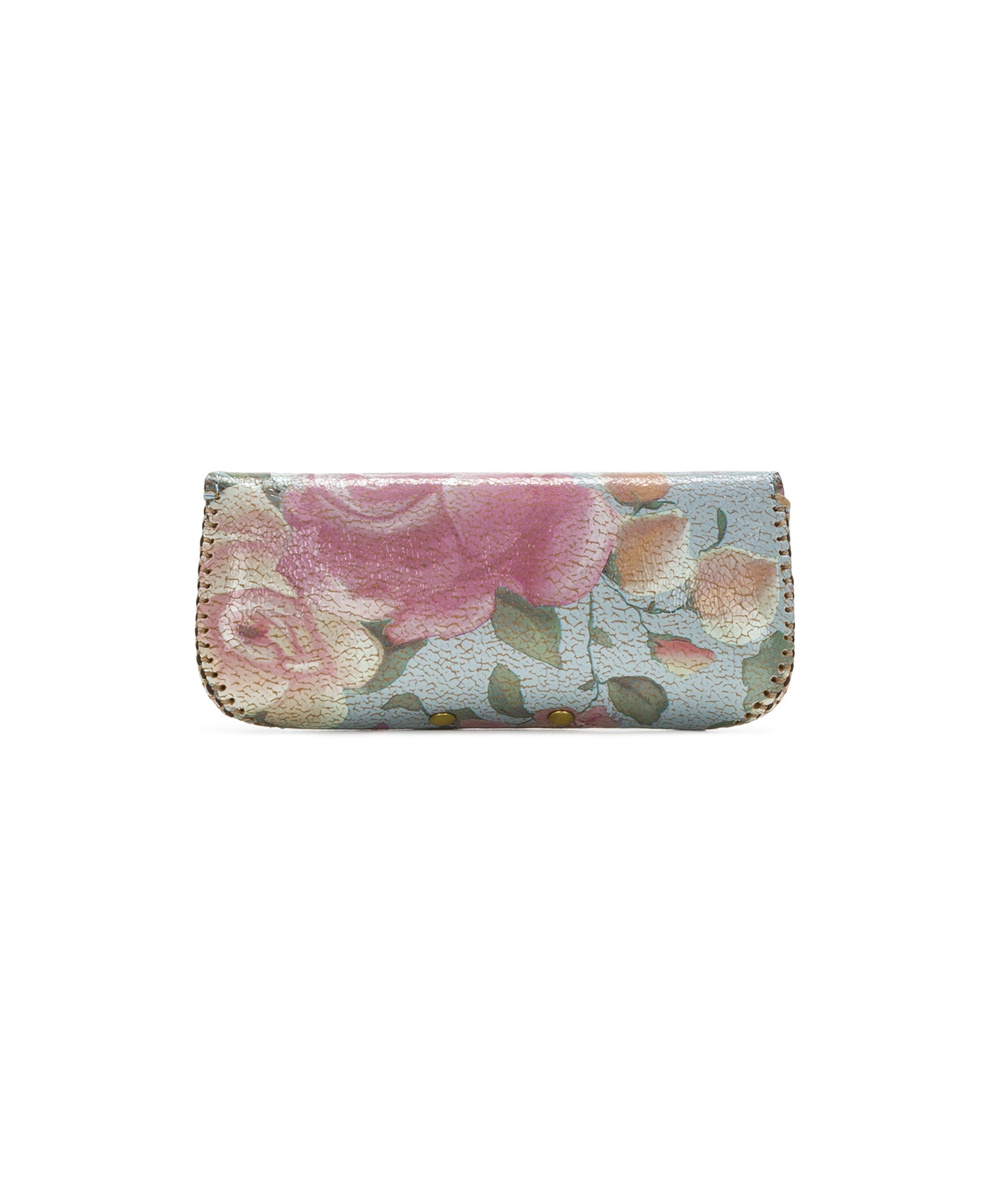 Ardenza Sunglass Case - Crackled Rose 2