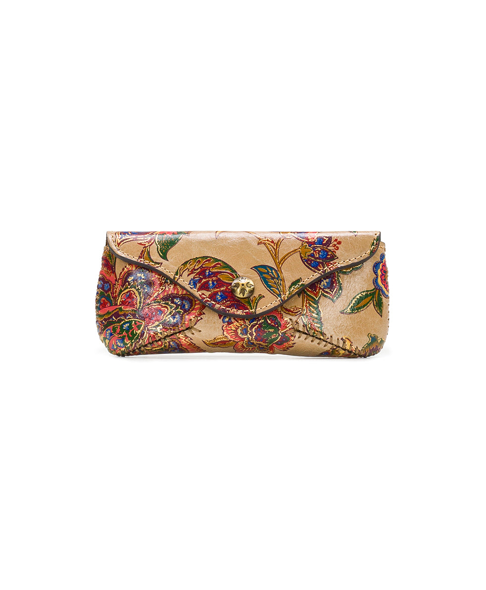 Ardenza Sunglass Case - French Tapestry