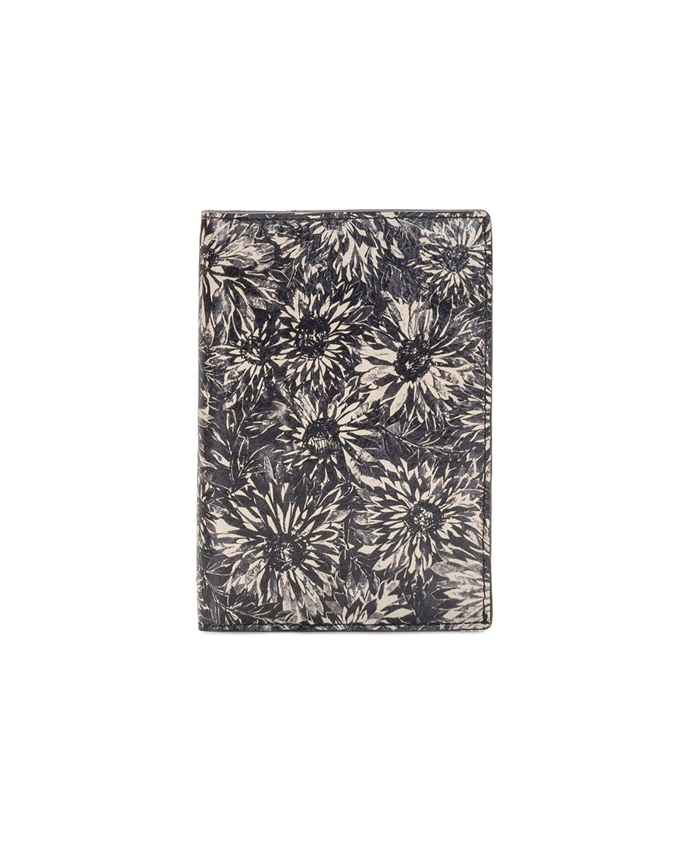 Peretola Passport Sleeve - Sunflower Print 1