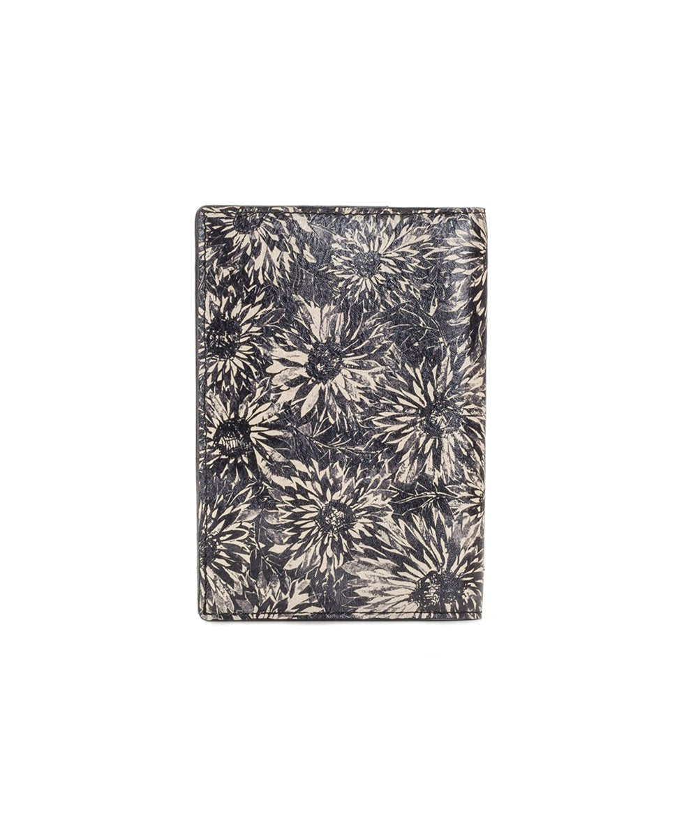 Peretola Passport Sleeve - Sunflower Print 2
