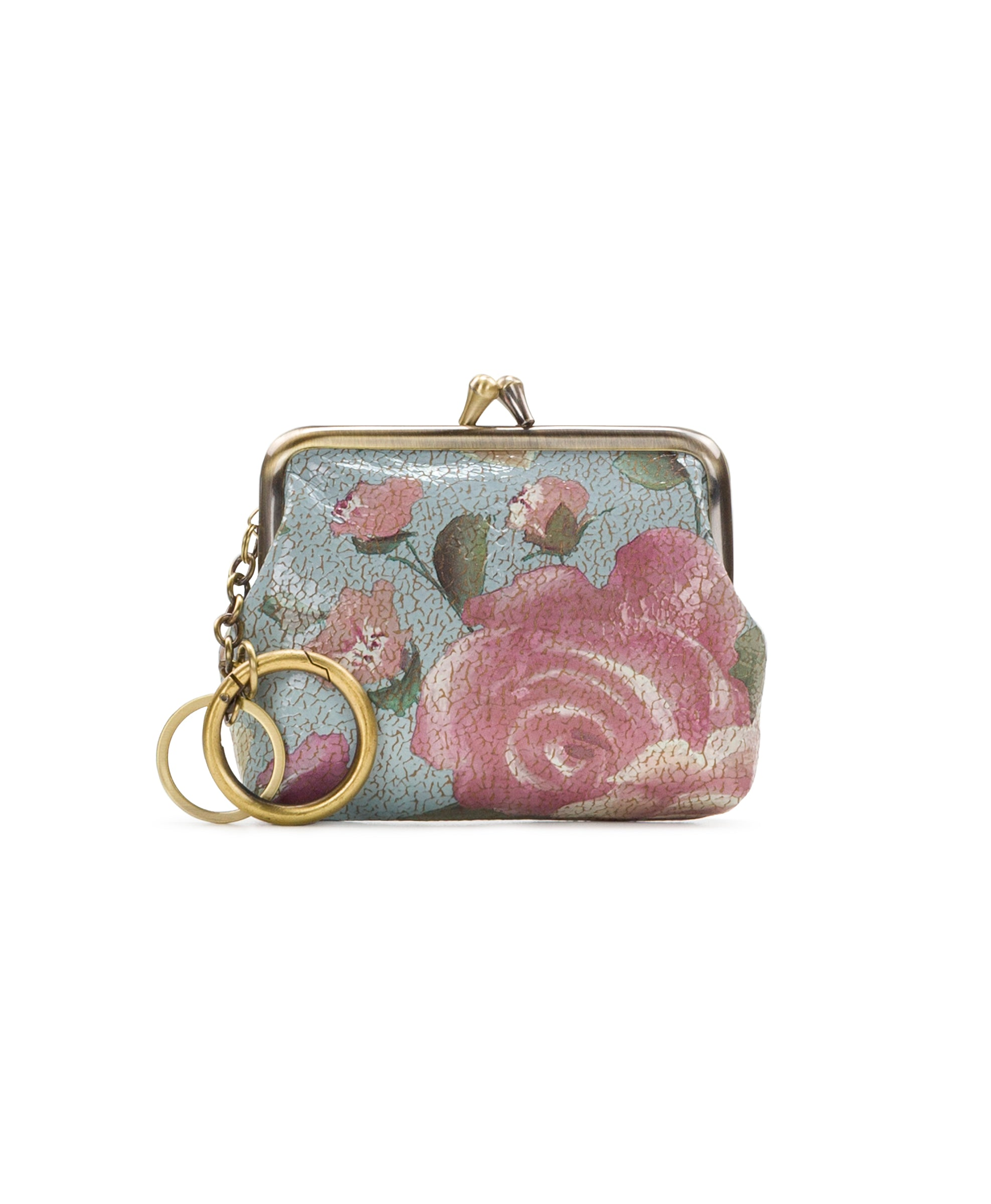 Borse Coin Purse - Crackled Rose