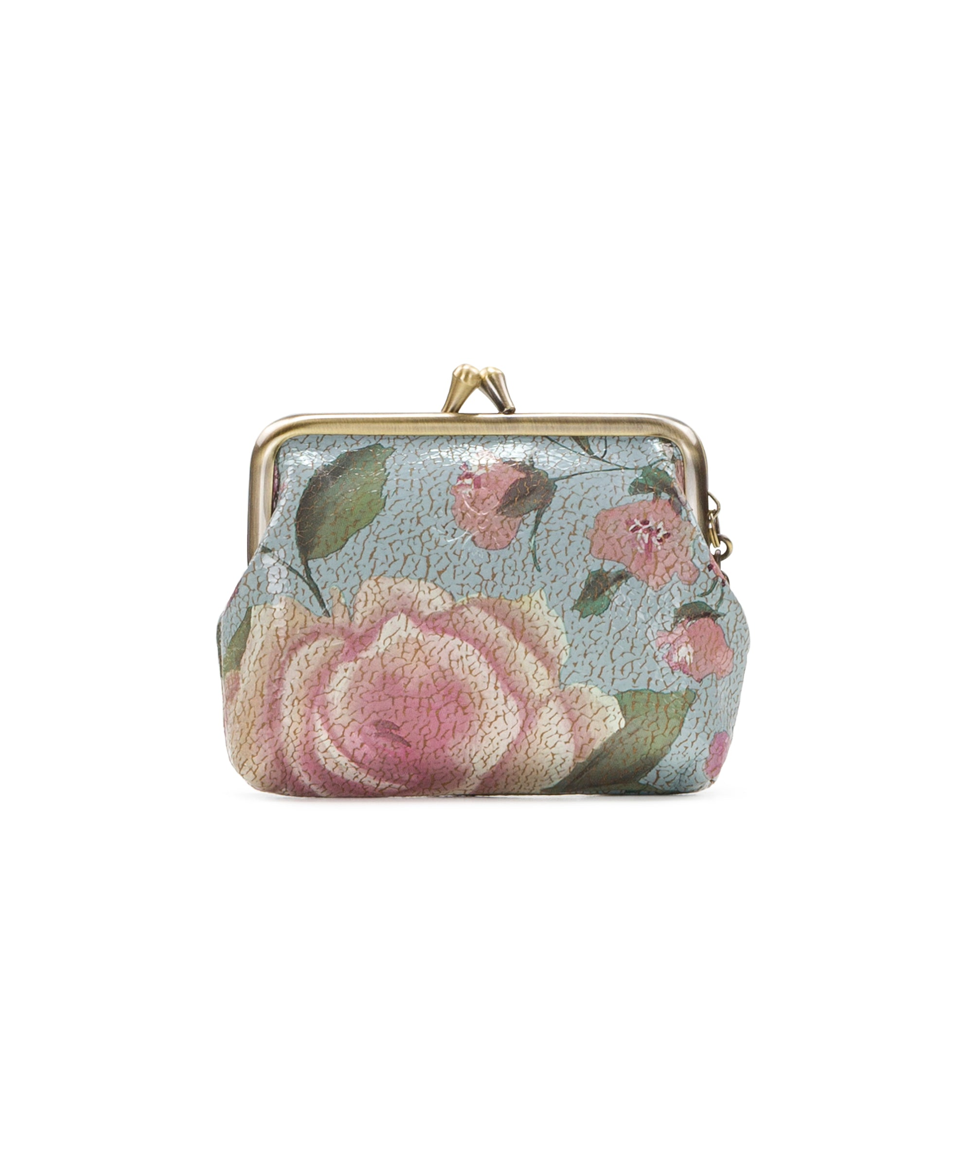 Borse Coin Purse - Crackled Rose 2