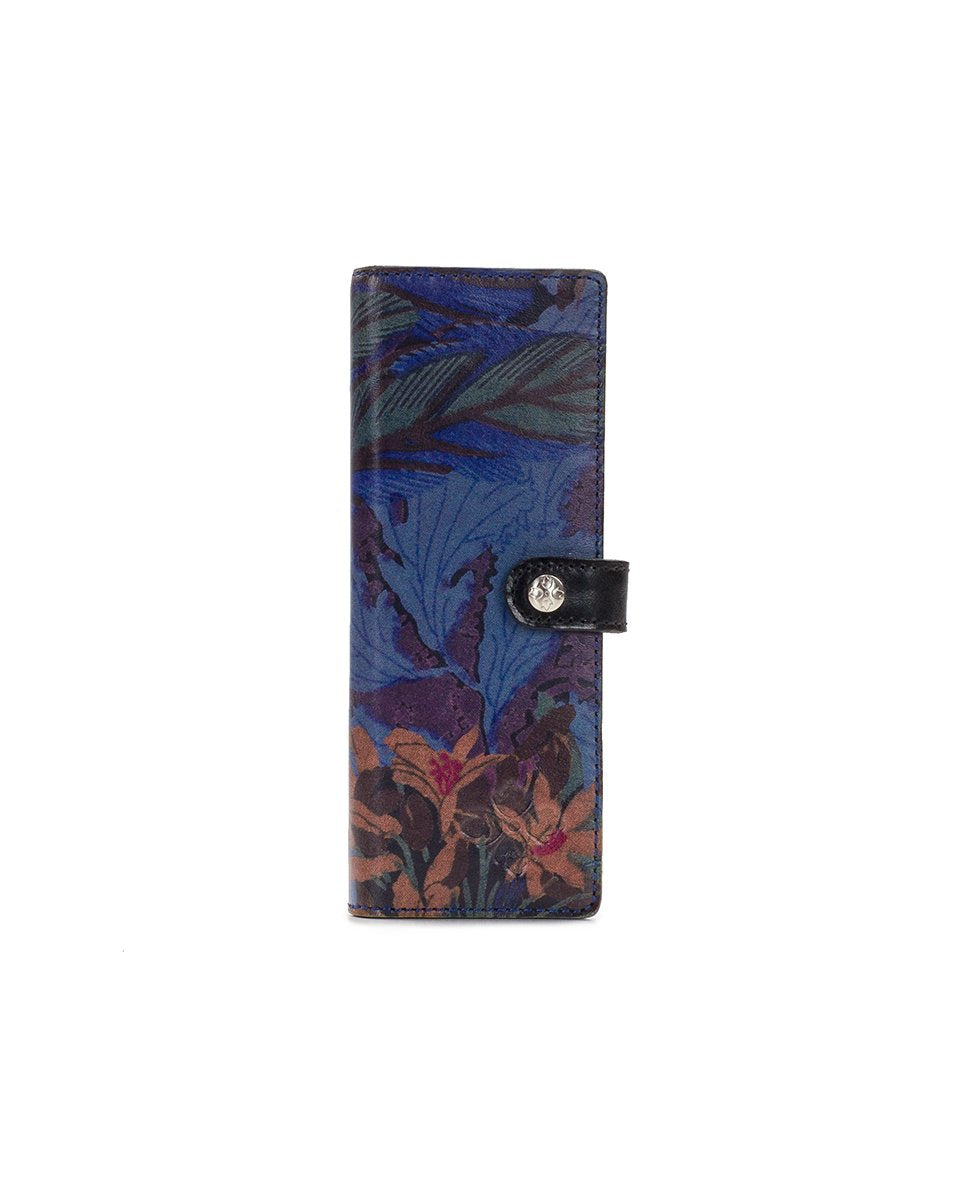 Marotta Card Holder - Blue Forest