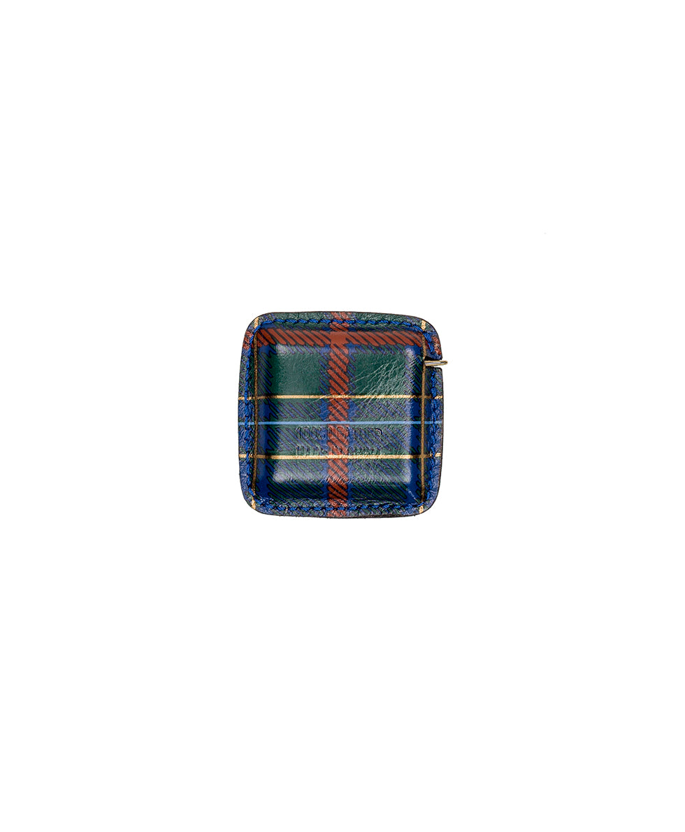 Righello Measuring Tape - Green Tartan Plaid 2