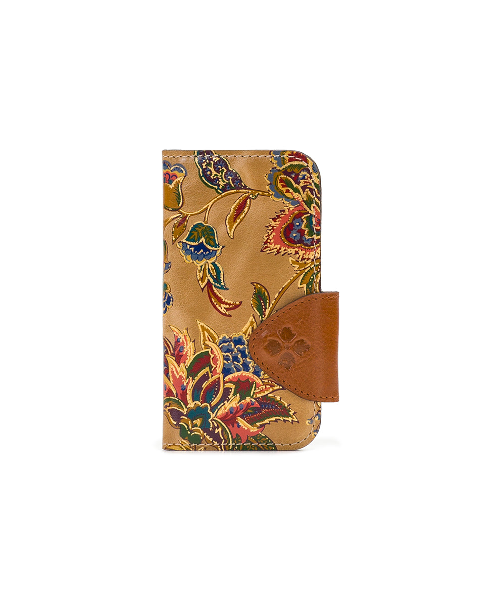 Brenna iPhone 10 Case - French Tapestry