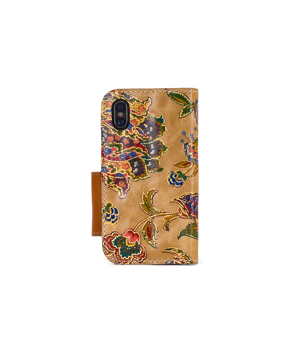 Brenna iPhone 10 Case - French Tapestry 2