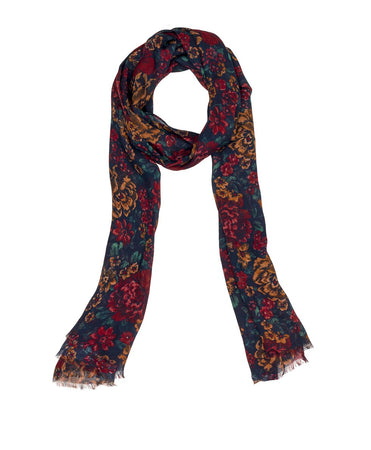 Scarf - Fall Tapestry - Scarf - Fall Tapestry
