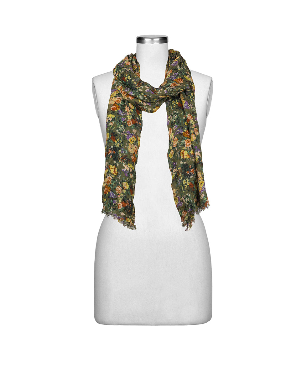 Scarf - English Country 3