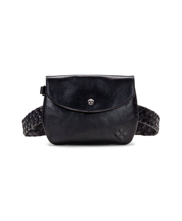 Marini Belt Bag - Black