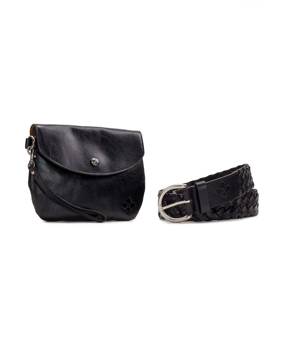 Marini Belt Bag - Black 4