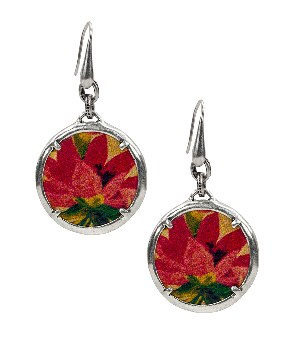 Elena Earrings - Spring Multi