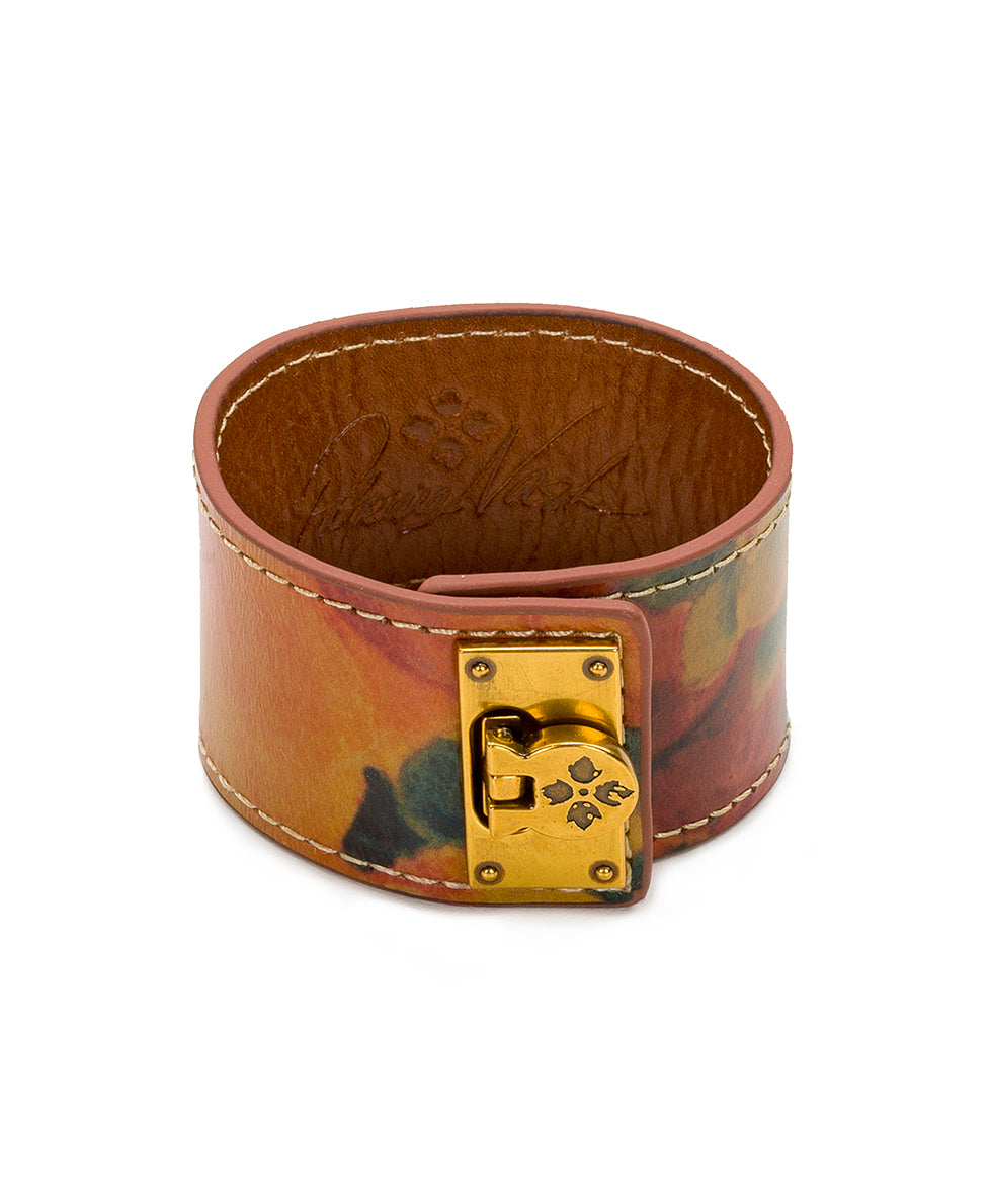 Irena Multi Leather Cuff